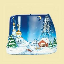 """Свеча """"С Рождеством Христовым"""""""